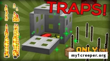 Traps command block by cimap [1.10] [1.9.4]