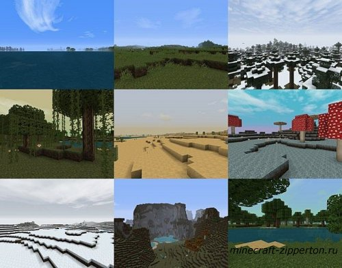 [1.2.5 + 12w25a] Misa's Realistic Texture Pack (Misa version 4.1.5)