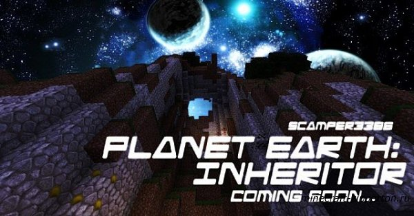 Planet Earth: Inheritor [1.2.5][32x32]