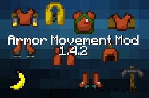 Armor Movement Mod [1.4.2]