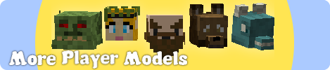 More Player Models [1.4.7/1.4.6]
