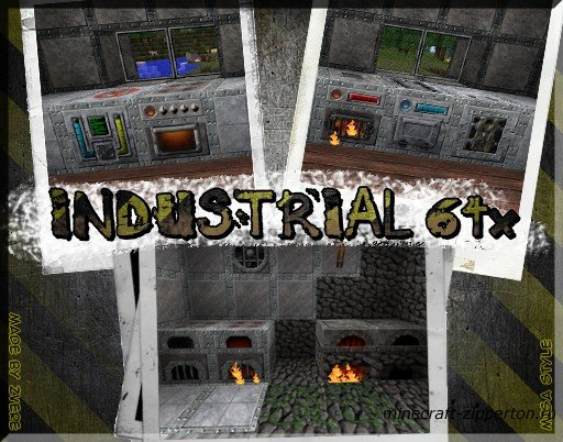 Industrial Craft Misa-style [64x][1.4.7/1.4.6]
