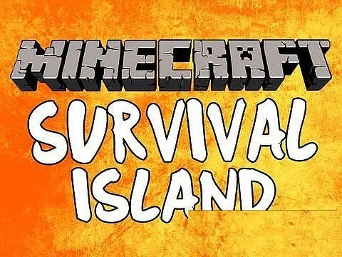 Minecraft Survival Island