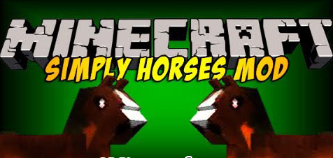 Minecraft Simply Horses 1.5.2