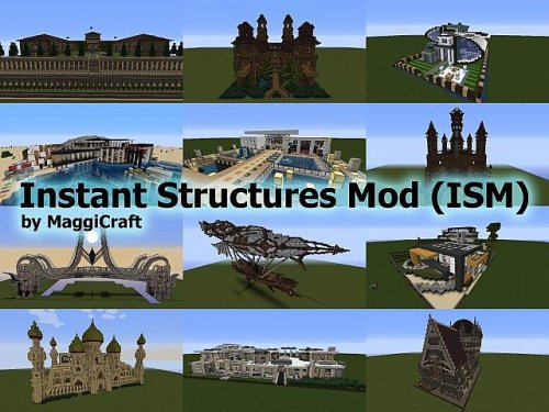 Instant Structures 1.7.10
