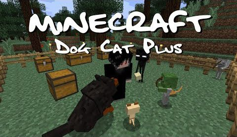 Dog cat plus mod 1.7.10