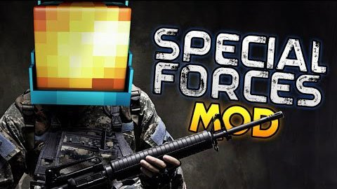 Special Forces mod 1.7.10