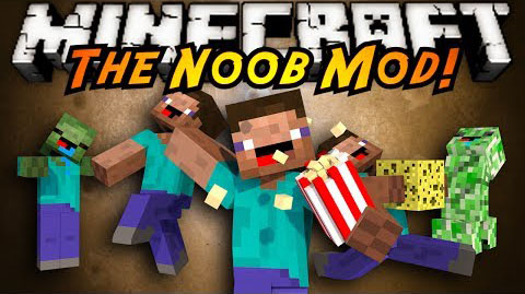 The Noob Mod 1.7.10