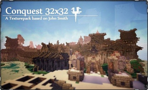 Conquest Resource Pack 1.8