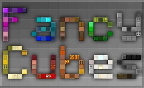 Fancy Cubes 1.8