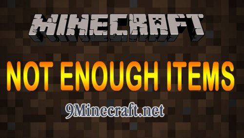 Minecraft - Not Enough Items 1.8