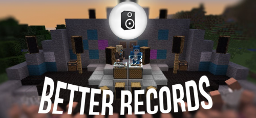 Better Records 1.7.2/1.7.10 скачать