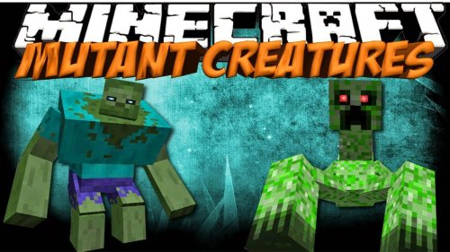 MutantCreatures 1.7.10 скачать