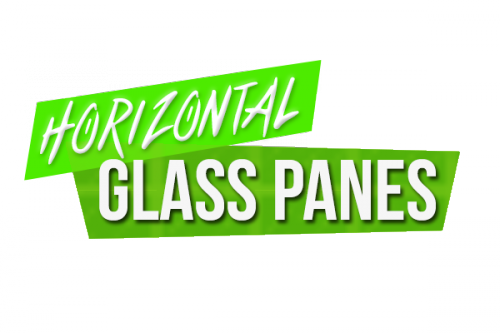 Мод Horisontal Glass Panes 1.9