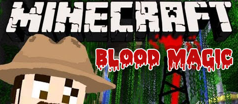 Мод Blood Magic 1.9/1.8.9