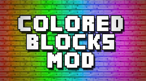 Flat Colored Blocks 1.9- ��� ��� ���������